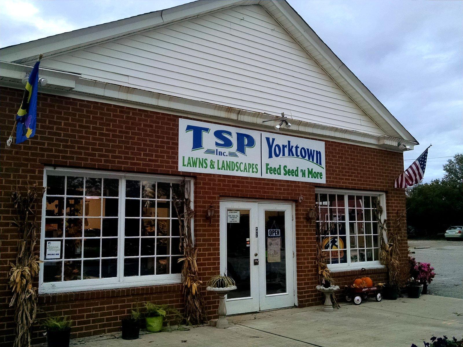 Yorktown Feed & Seed Store - Animal Feed - Bulk Seed