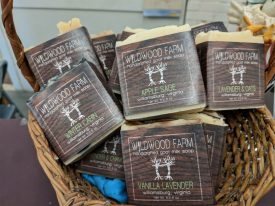 Handcrafted goat milk soap - Yorktown Feed & Seed Store