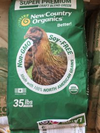 New Country Organics Chicken Feed - Yorktown Feed & Seed Store