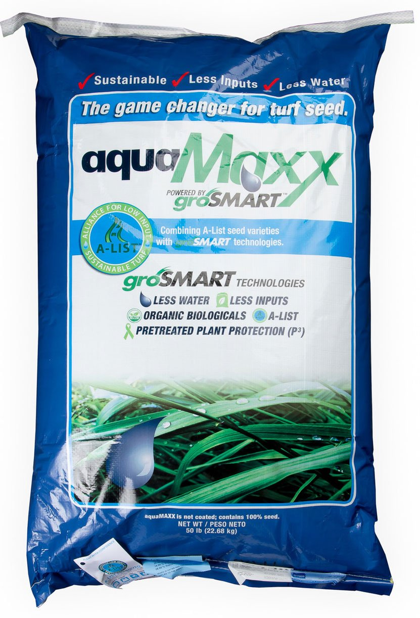 aquaMaxx Seed for that perfect lawn - Yorktown Feed Seed 'N More Store
