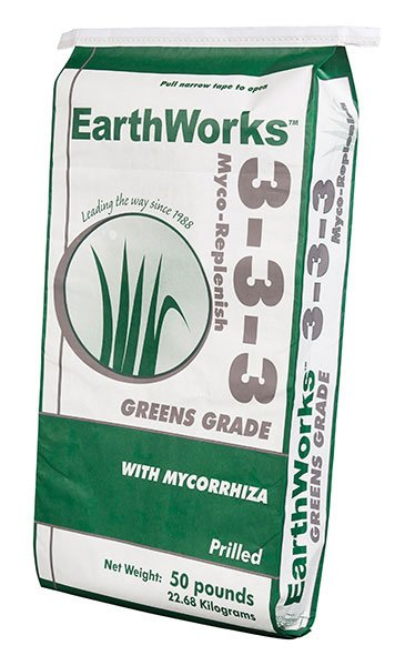 Custom Blended Fertilizers and Weed Control by Earth Works - Carried by Yorktown Feed & Seed